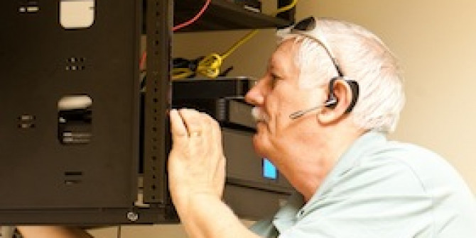 On Site Computer Help Post