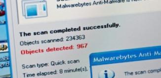 Virus Removal Scanner